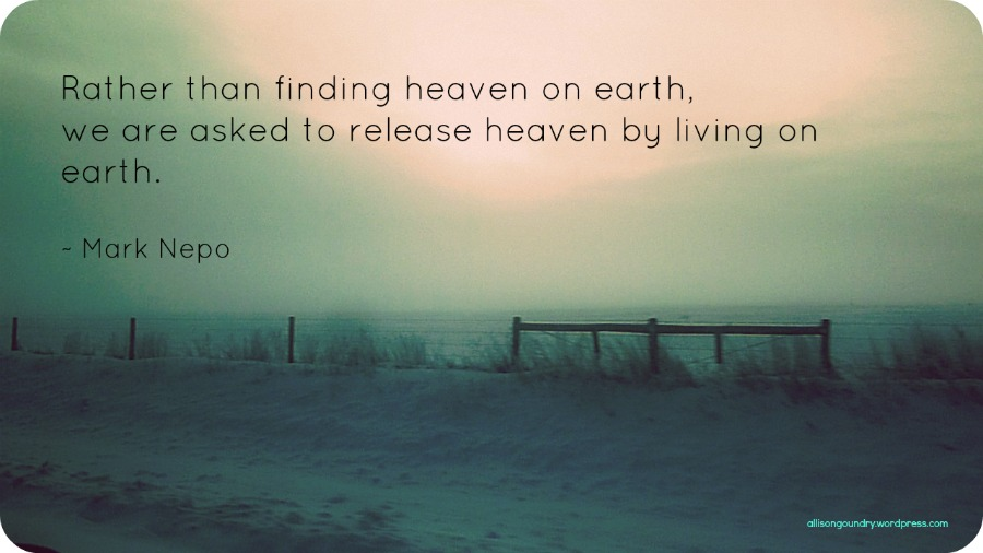 Rather than finding heaven on earth...jpg